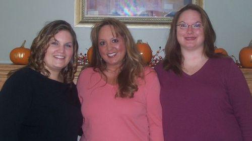 Raelyn, Jen, Kelly