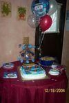 Birthdaytable